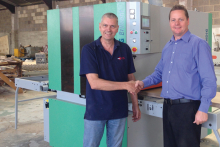 Hi-tec opt for Swiss precision with new sanding solution