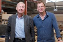 Lathams sponsors leading design project