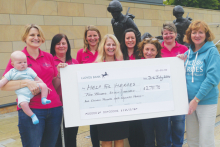PWS' sponsored CD raises over £5000 for Help For Heroes