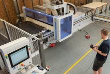 Warren Evans relies on Homag UK for efficient eco-friendly manufacturing