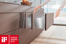 Blum wins prestigious iF Design Award