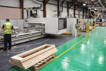 SCM offers comprehensive range of window and door production machinery