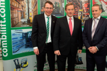 Combilift announces €40 million investment in new manufacturing facility
