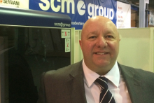 New area sales manager at SCM Group UK