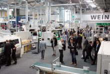 Weinig takes its technology offensive to Ligna 2015