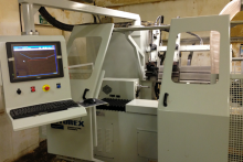 New Intorex CNC lathe for Robert Sorby