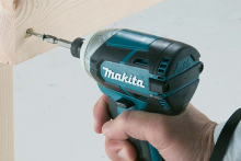 Makita brushless impact driver now more powerful but smaller