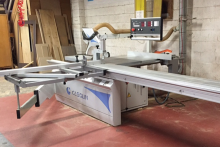 Bespoke Complete Services invests in new panel saw and moulding machine from VWM