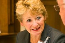 Dids Macdonald recognised in Birthday Honours