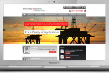 Humidity Solutions launches new website
