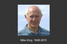 OBITUARY Michael King, former founder of SCM GB (1992) and sales director of SCM Group (UK)