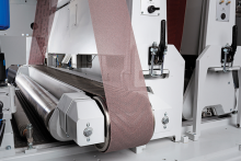Maximise abrasive usage with Abranet Max belts from Mirka