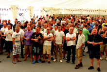 Big turn-out for Decorative Panels' successful summer charity event