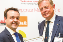 BFC recognises Stephen McPartland with industry champion award