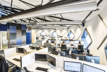 Finsa SuperPan specified for prestigious office development in Holland