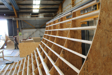 Norbord's Sterling OSB holds strong at skate park