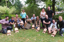 Students flock to furniture crafts workshops at college