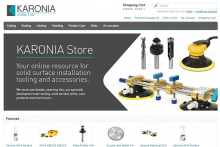 Karonia's webstore has relaunched