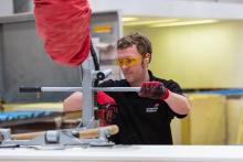 LSL building success through with apprentices