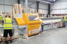 Shed manufacturer opts for Salvador