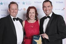 Crofts & Ascender scoops International Development award