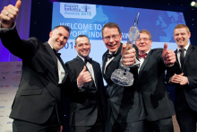 Combilift wins Irish Exporter of the Year Award for a second time