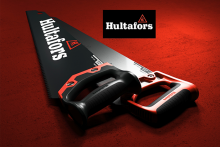 The HBS saw from Hultafors – a robust, efficient and an accurate cut