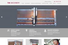 TM Machinery unveils new-look website