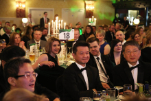 Glittering awards evening is fitting occasion for BA Components' milestone year