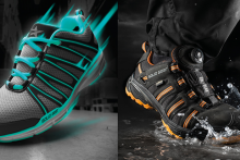 Hultafors unveils new safety shoe brands