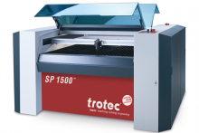 Trotec launch large format laser cutter for UK market
