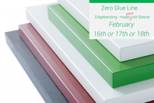 Biesse's February wokshops look at edgebanding applications