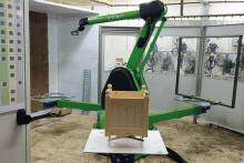 CMA Robotics installs its first carousel robot into the UK