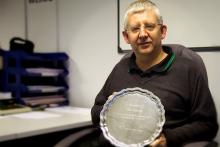 Weinig celebrates its sixth 25 year service award