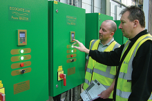 Cades saves the day with Ecogate
