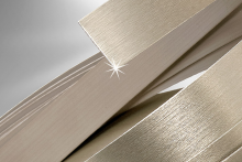 Ostermann starts 2016 with new ABS edgings featuring a solid aluminium finish