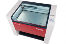 Trotter's new laser engraver enables profitability by design