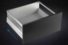 Easy mounting and reliable performance with Tekform drawer