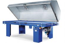 Machinery by fabricators, for fabricators