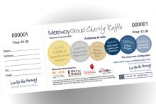 Mereway launches charity raffle