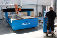 Kimla CNC router for Redco