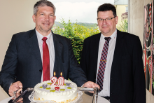 euroTECH celebrates 20th anniversary