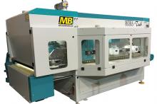 MB Maschinenbau presents its brush sanding options to the UK market