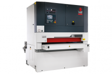 TM to show the best in vertical panel sawing and wide-belt sanding at W16