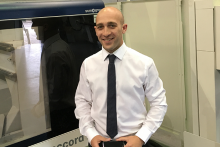 SCM Group UK appoints Jamie Walters as a new industrial area sales manager