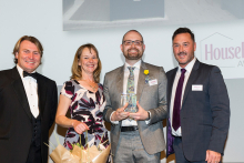 PWS' Fitzroy range scoops award