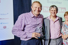 Mereway kitchens wins Best Product Supplier award