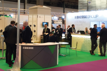 Biesse Group winning internationally