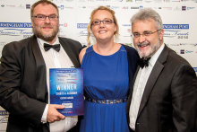 Crofts & Assinder scoops export award