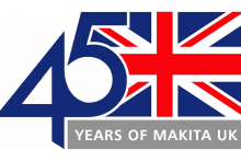 Makita UK marks 45 years in UK with power tool market leadership